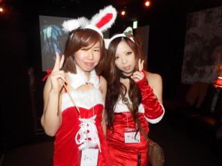夜遊びクリスマスパーティー岡山2