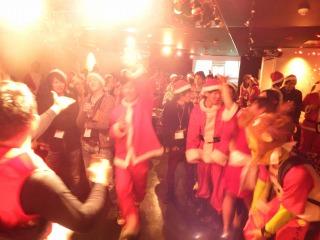 夜遊びクリスマスパーティー岡山1