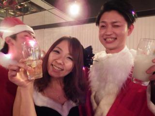 夜遊びクリスマスパーティー岡山3