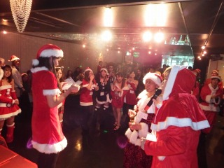 夜遊びクリスマスパーティー岡山5