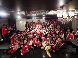 夜遊びクリスマスパーティー岡山8