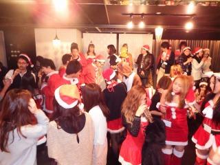 夜遊びクリスマスパーティー岡山7