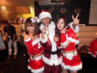 夜遊びクリスマスパーティー岡山9