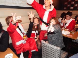 夜遊びクリスマスパーティー岡山10