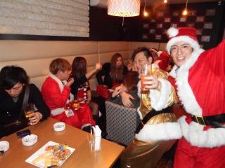 夜遊びクリスマスパーティー岡山11