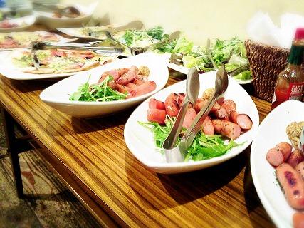夜遊びサンタ広島料理