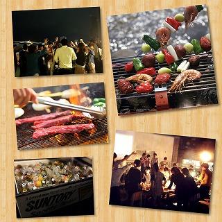 BBQパーティー岡山
