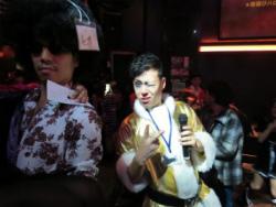 ハロウィンパーティー福岡開催報告1