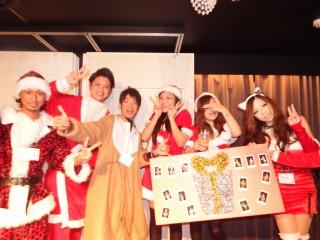 夜遊びクリスマスパーティー岡山4