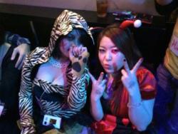 ハロウィンパーティー福岡開催報告3
