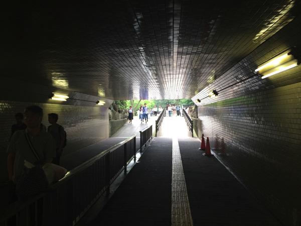 服部緑地公園道案内3
