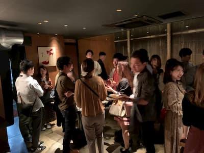 大規模恋活パーティーのイメージ写真1