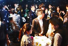 東京パーティー画像