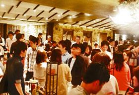 愛知パーティー画像