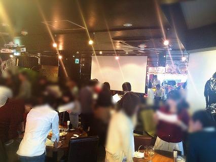 キューピットコン熊本パーティー20代限定開催の様子