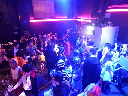 夜遊びパーティーin福岡開催様子