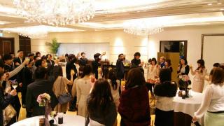 岡恋パーティー開催中の様子⑨
