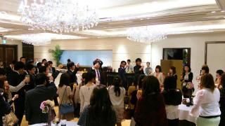 岡恋パーティー開催中の様子⑧