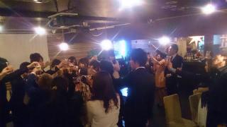 岡恋パーティー開催中の様子21