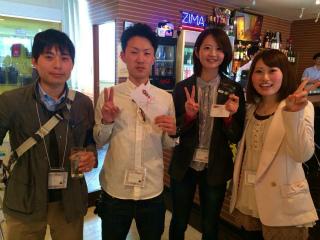 エン街コン広島パーティー開催風景7