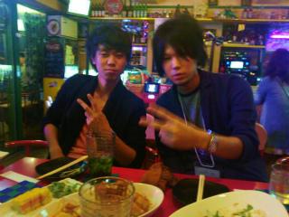 友達作り飲み会開催中の様子4
