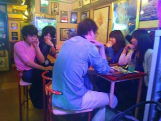 友達作り飲み会開催中の様子3