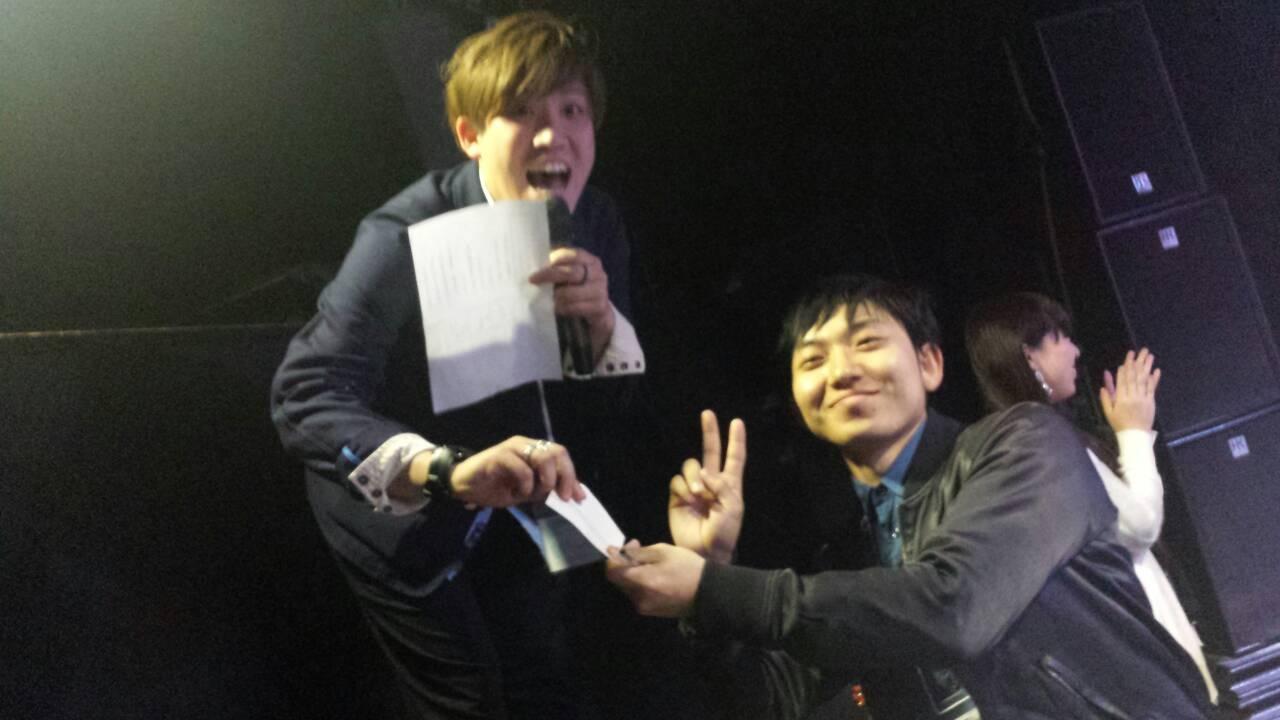 岡コンパーティー開催中の様子7
