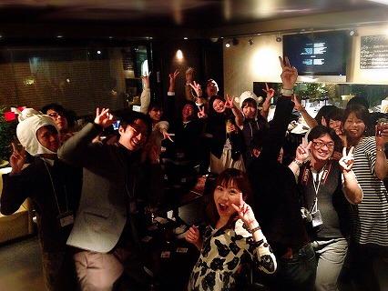 今遊新年会in大阪開催様子