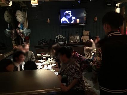 夜遊びプチパーティーin岡山開催様子