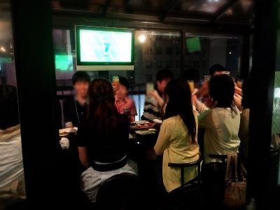 友達作り飲み会in広島の様子