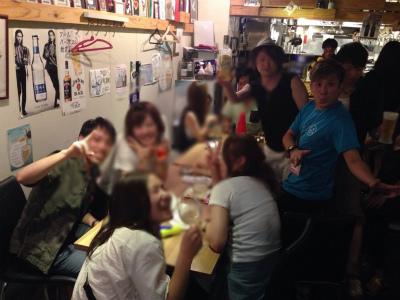 BBQパーティーin小戸公園開催様子