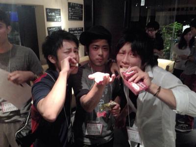 友達作りパーティー〜日本一友達ができる会の様子