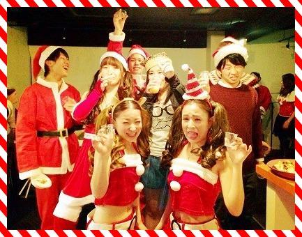 クリスマスVIPパーティー