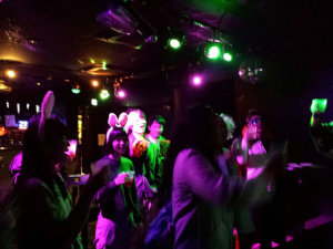 ラスト夜遊びハロウィン岡山開催風景