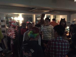 夜遊びハロウィン広島