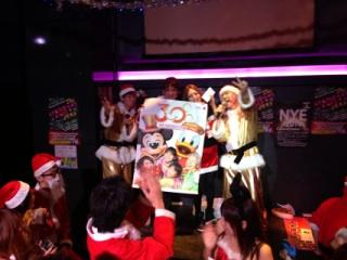 夜遊びサンタパーティー福岡2013