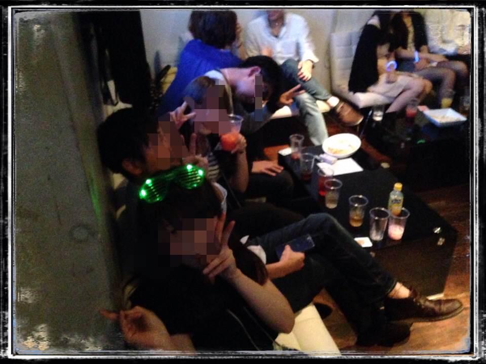 夜遊びパーティー天神開催の様子4
