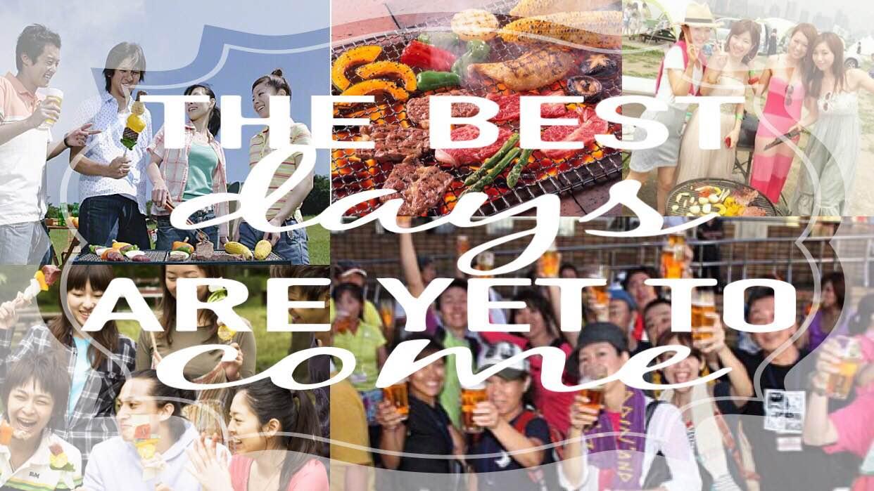 福岡BBQパーティー