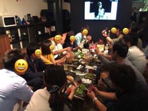 30代飲み会岡山5月24日開催の様子