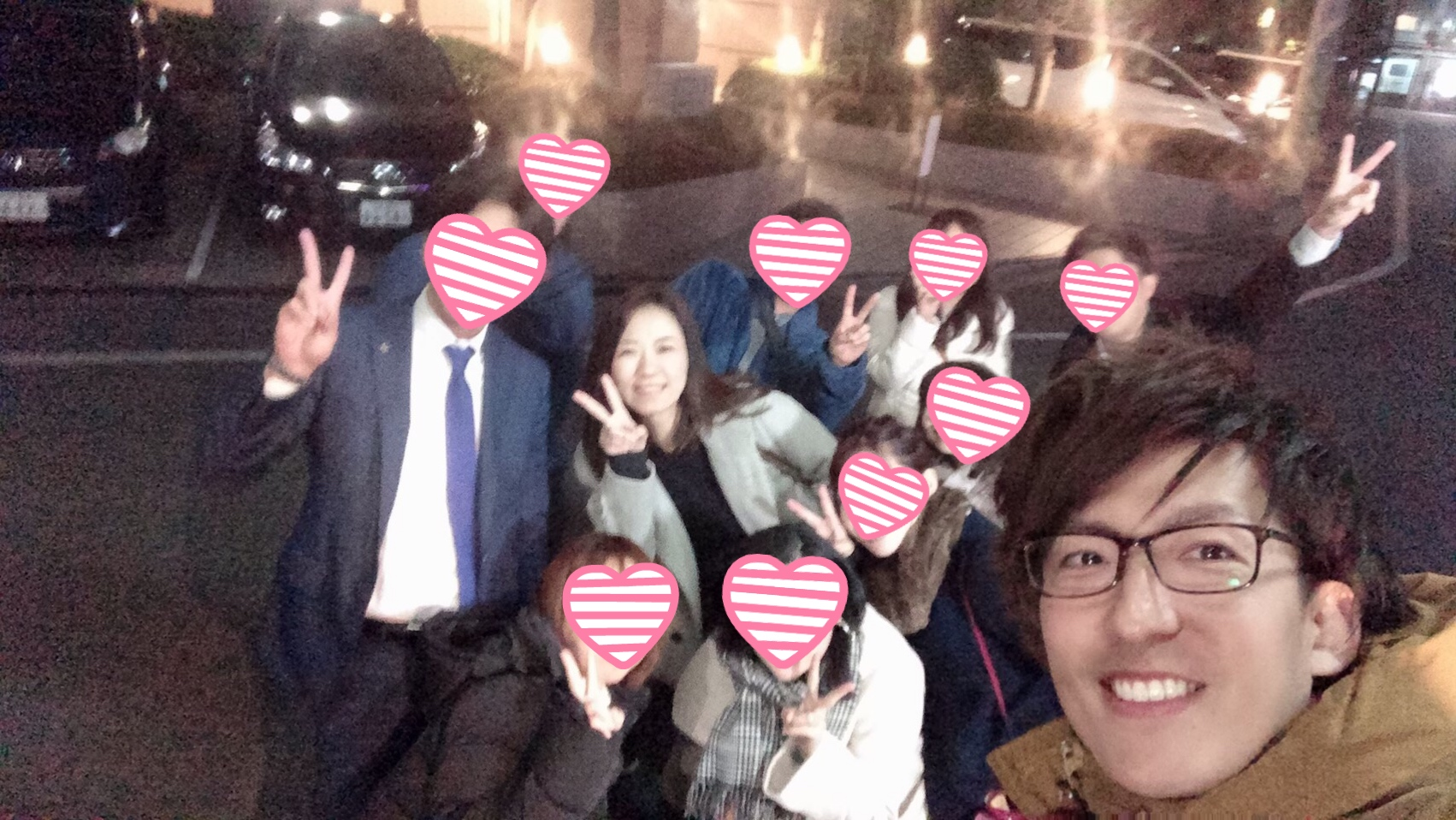 30代飲み会岡山1月24日開催の様子