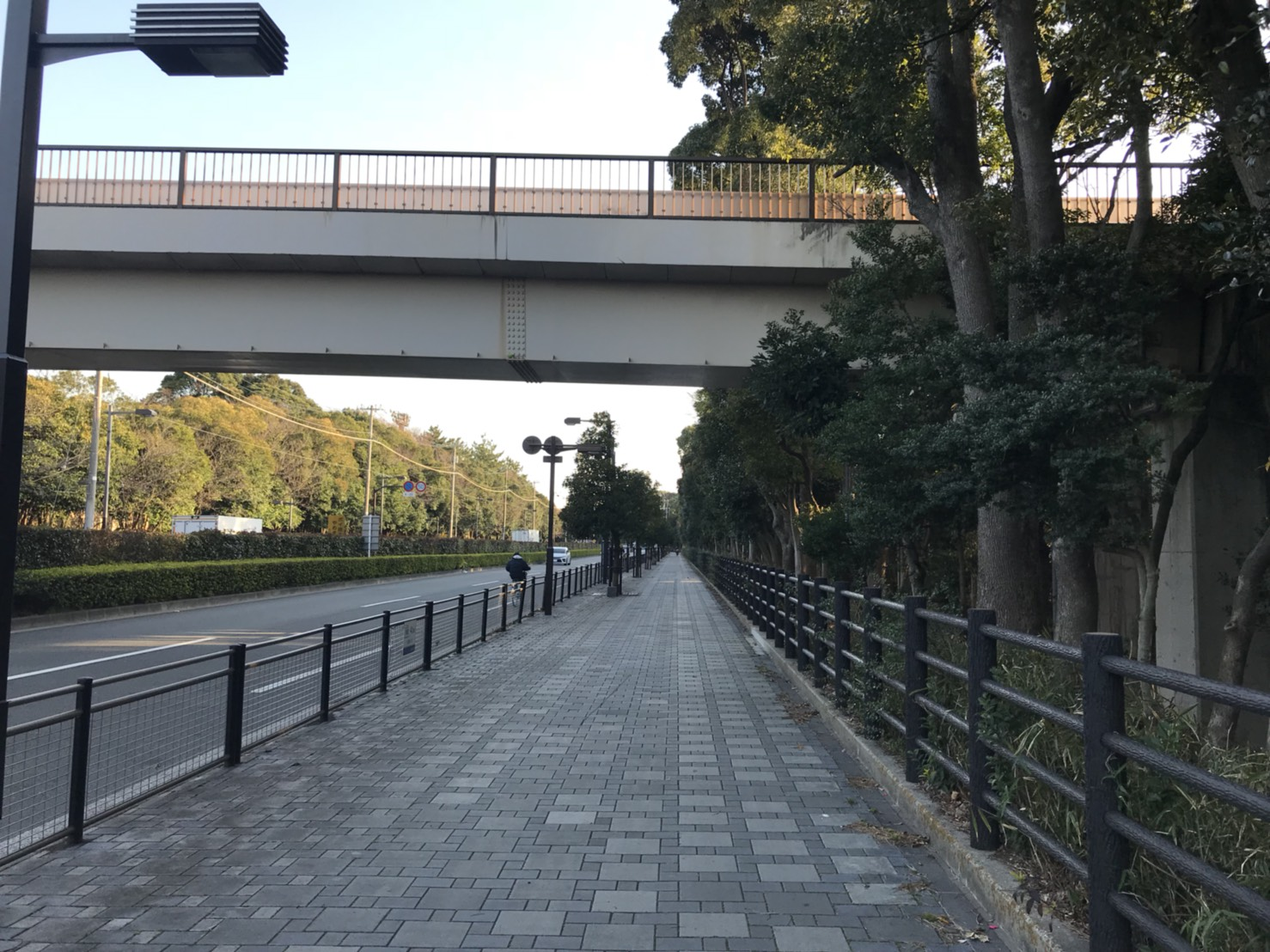 大井競馬場前駅4
