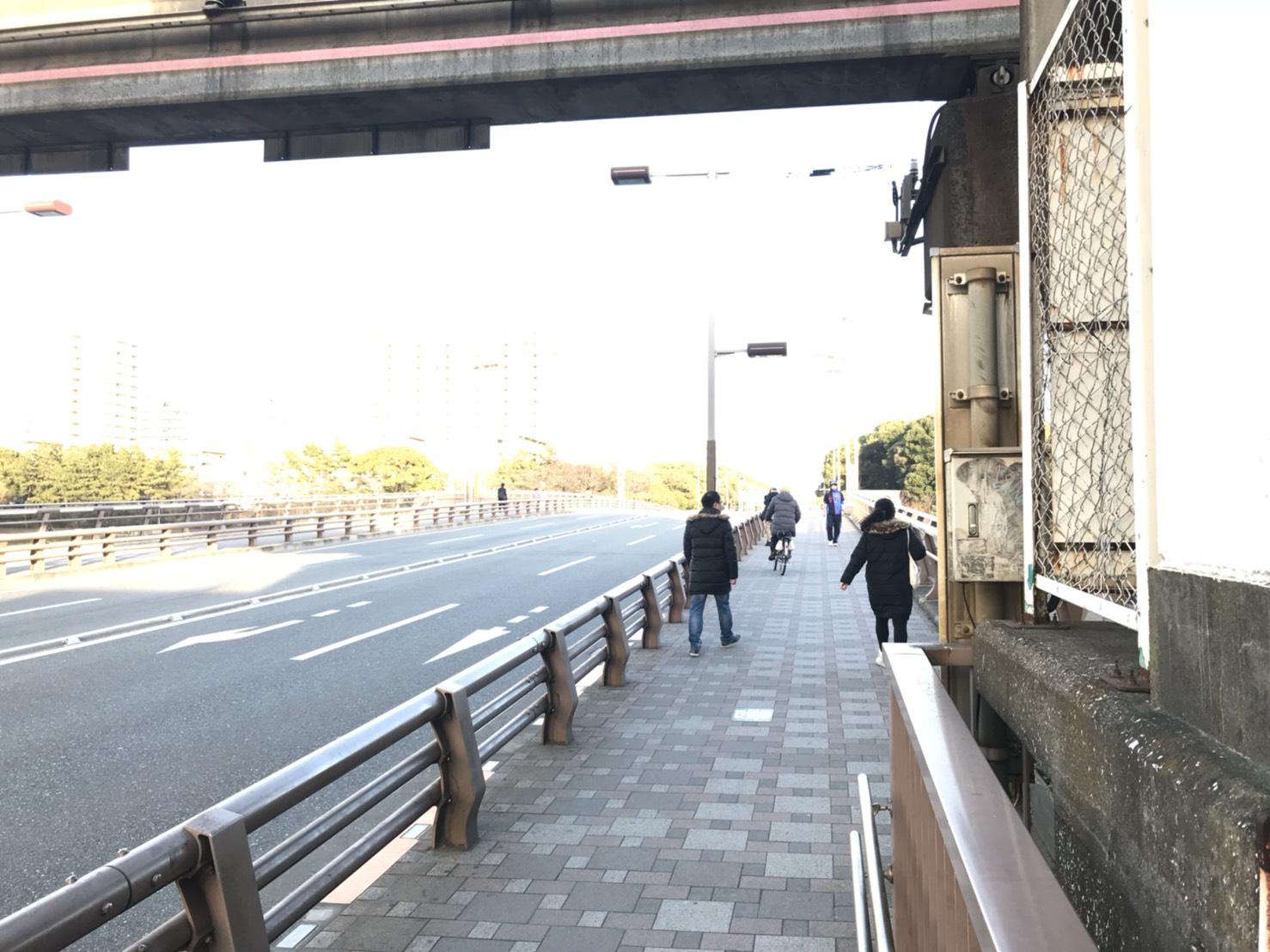 大井競馬場前駅2