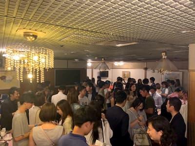 大規模パーティー写真2